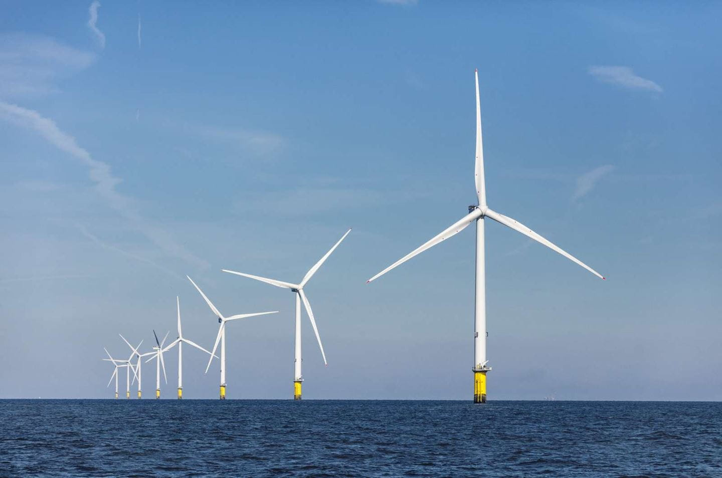 Offshore wind farms Orsted