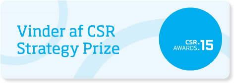 Vinder af CSR Strategy Prize