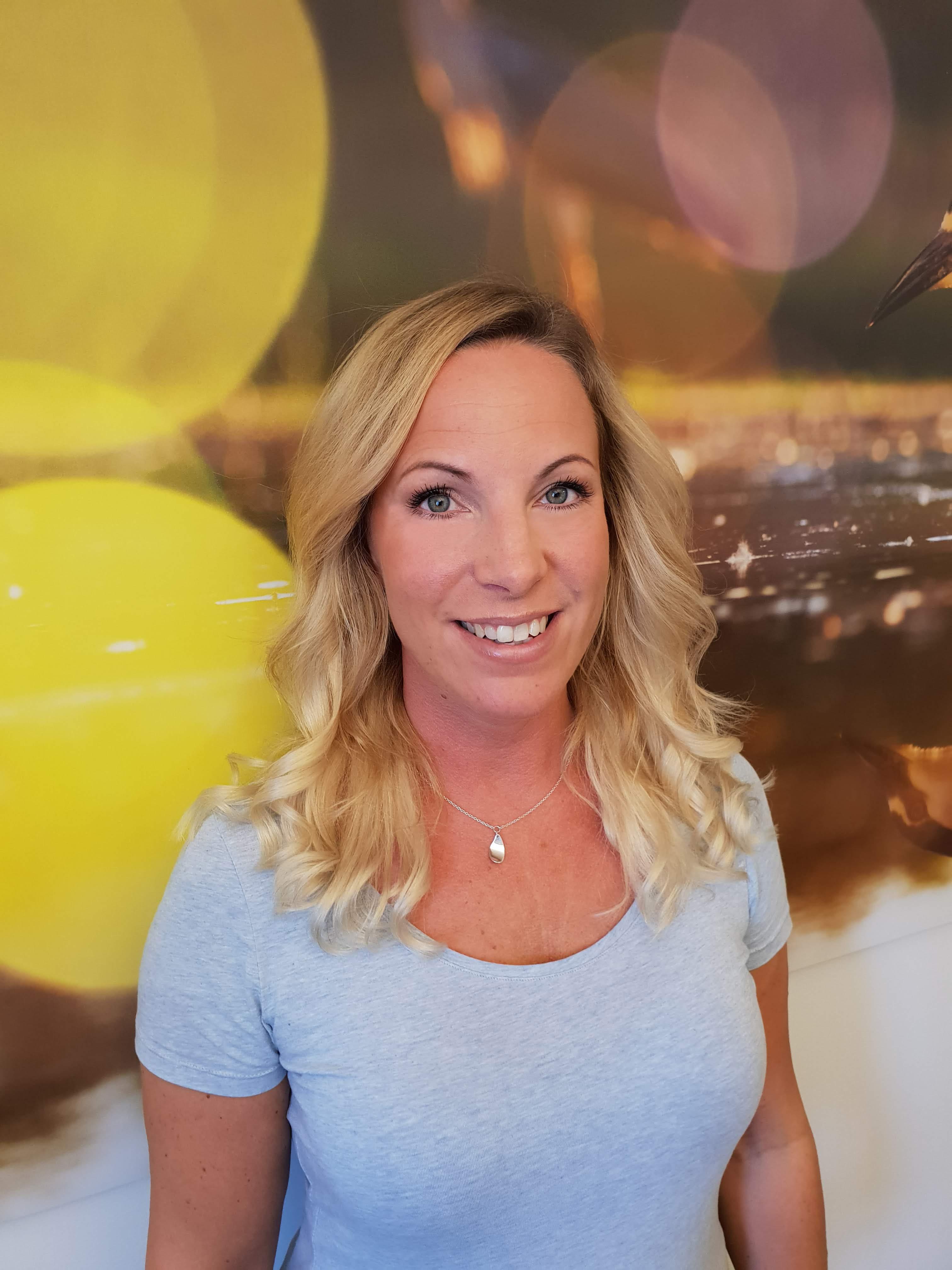Maria Lundberg, Sales Coordinator