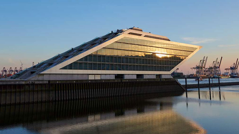 Hamburg, Dockland