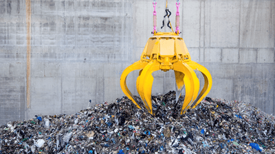 Waste as a ressource