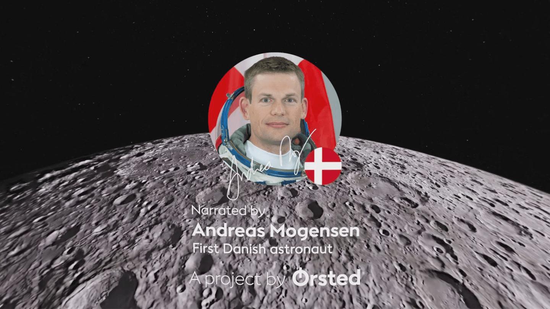 Andreas Enevold Mogensen, Danish Astronaut.