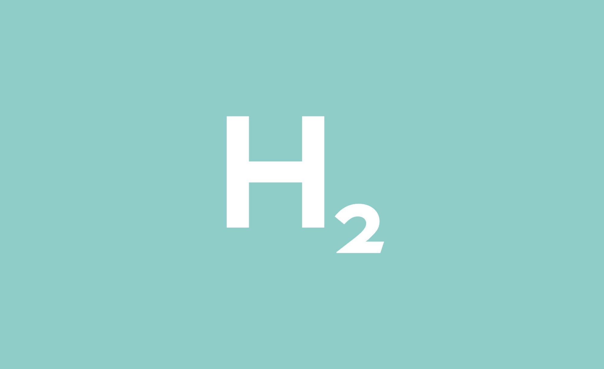 Wasserstoff Potenzial