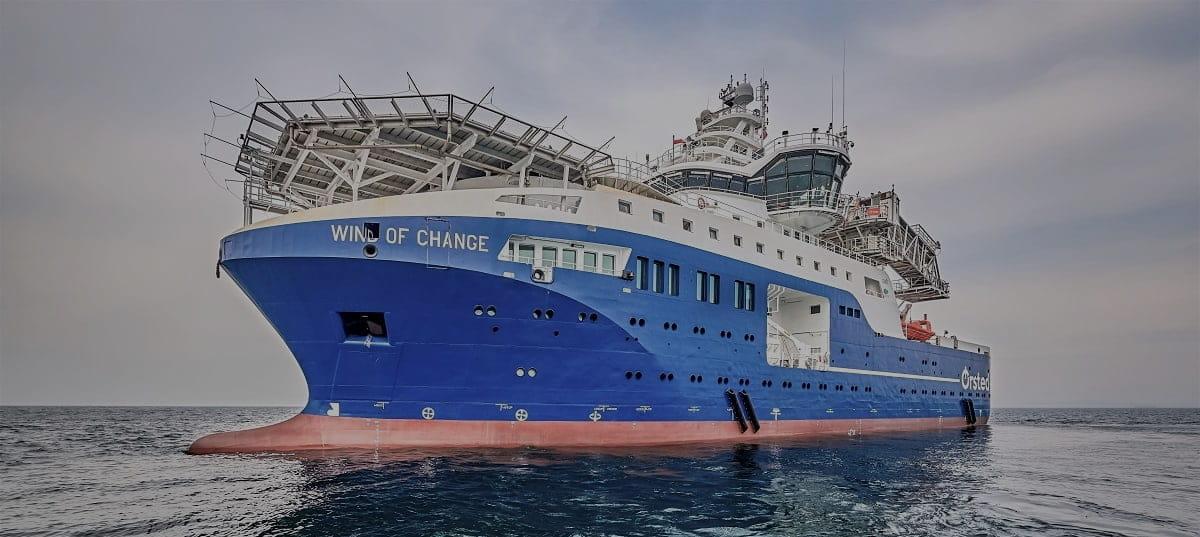 Wind of Change: Unser Service Operation Vessel (SOV)
