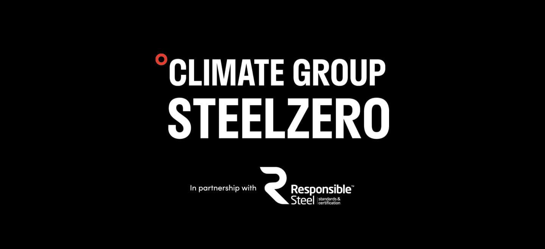 Climate Group Steelzero
