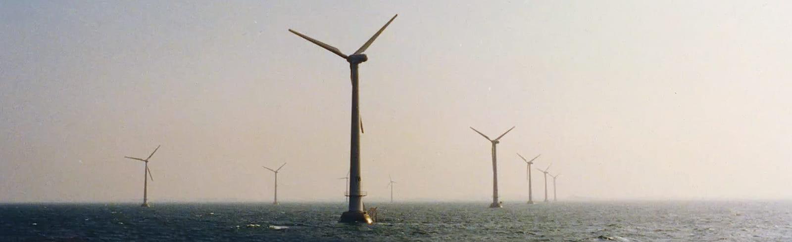30 Jahre Offshore-Wind