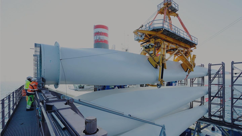 Wirtschaftsfaktor Offshore-Wind