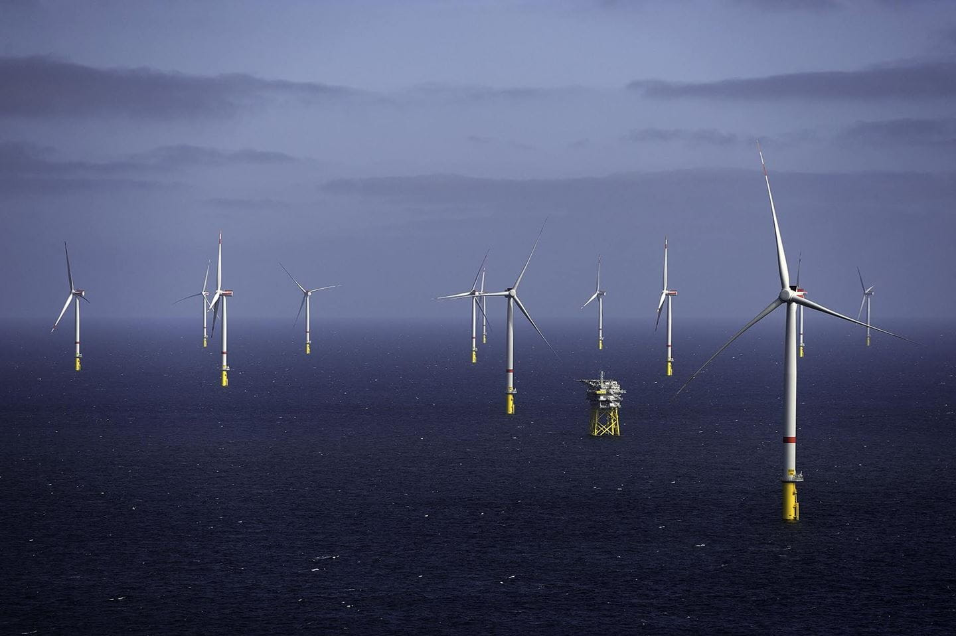 Offshore-Windpark Gode Wind 1 und 2