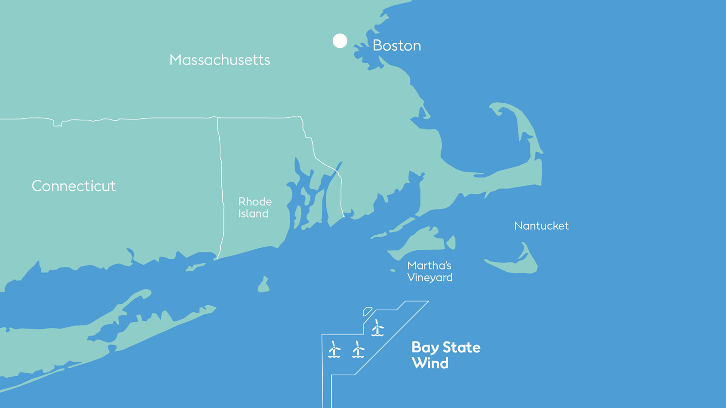 Bay State Wind Submits Bid to Build Massachusetts First Offshore