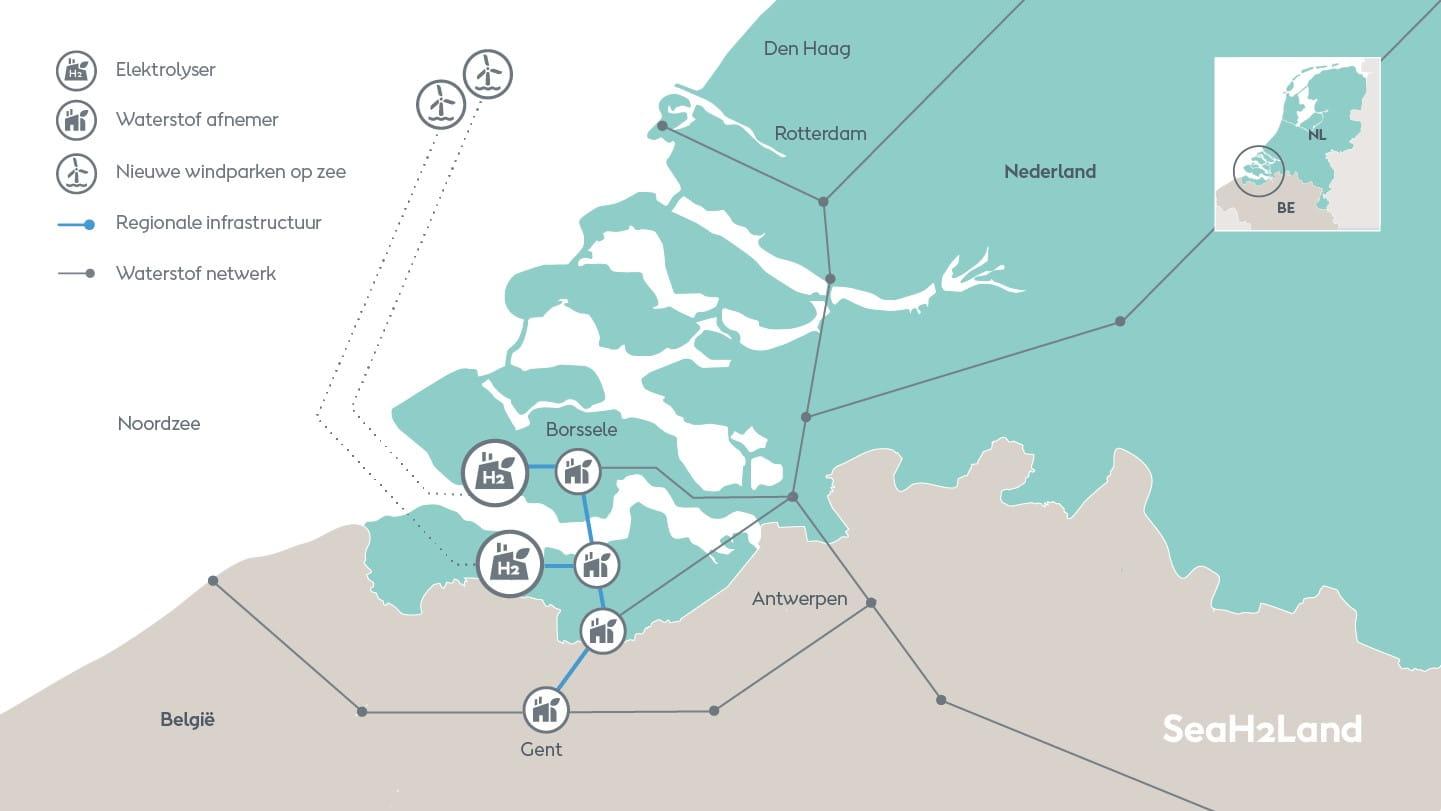 Map NL