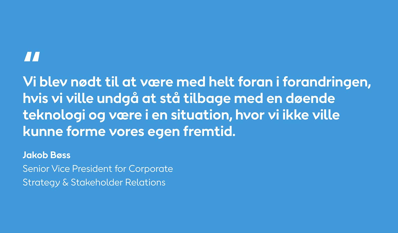 Quote by Henrik Bøss