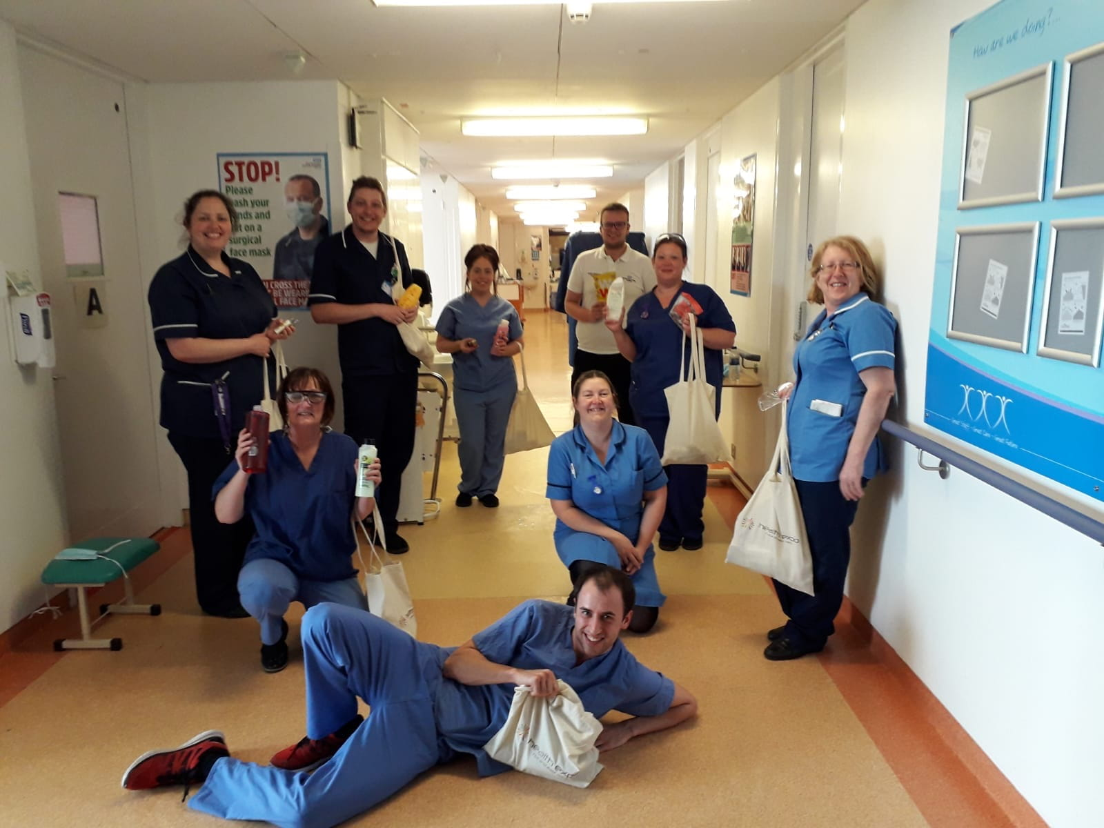 Orsted donates to NHS charities as COVID-19 pandemic continues