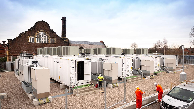 Carnegie Road Energy Storage System