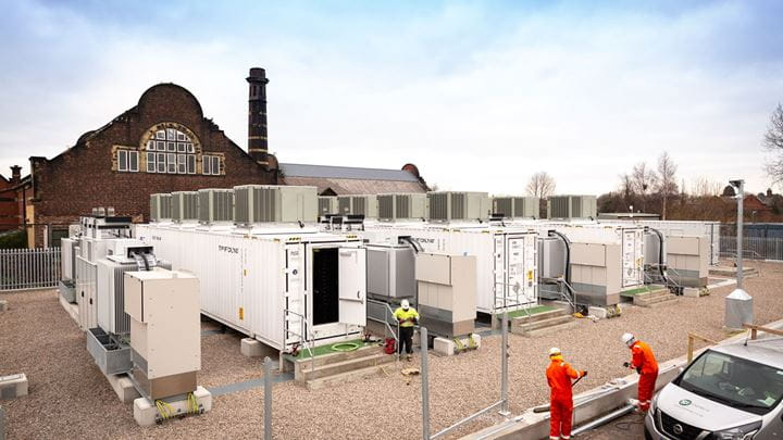 Carnegie Road Energy Storage System