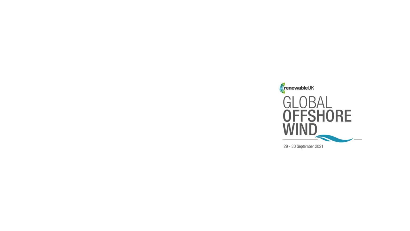 Orsted at Global Offshore Wind 2021