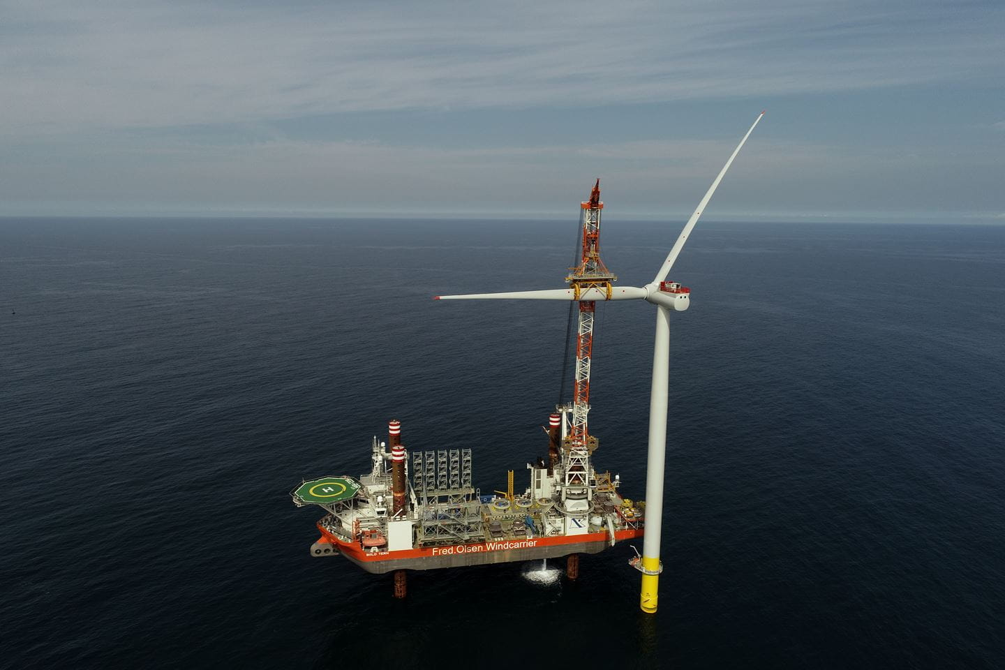 Hornsea One offshore wind farm