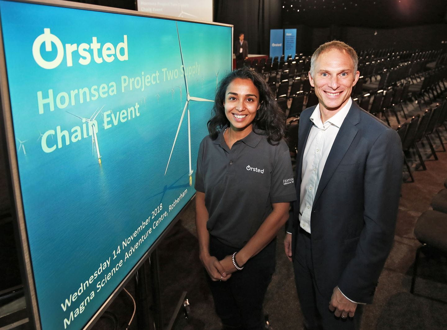 Hornsea Project Two supply chain event