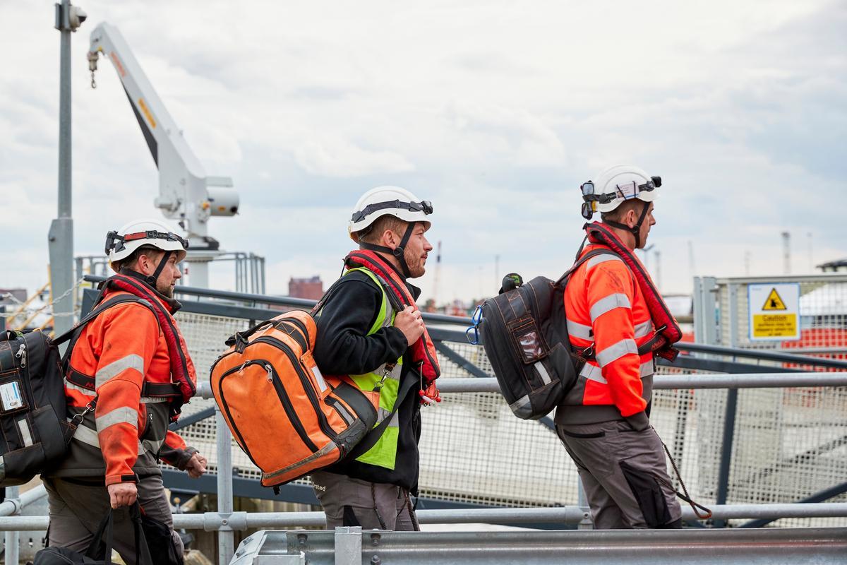 Meet the Hornsea Three Offshore Wind Farm team