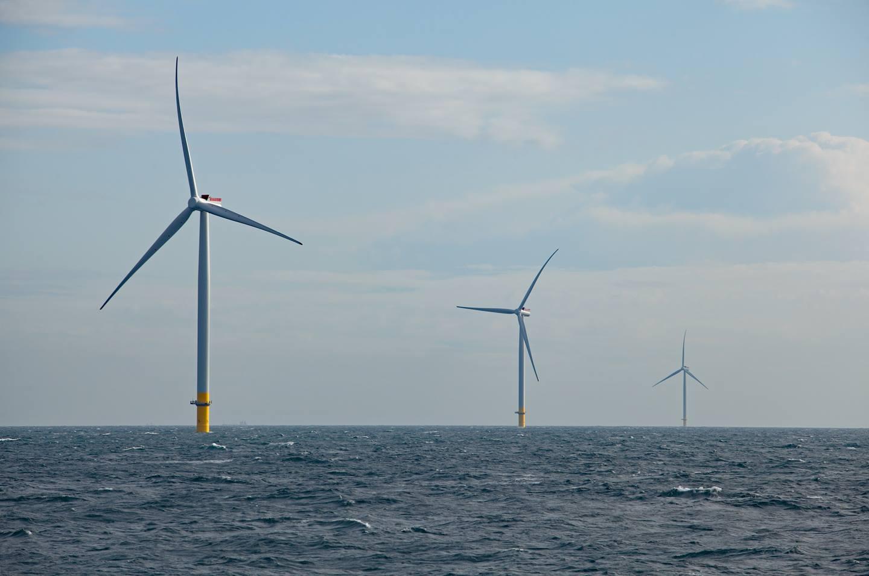 Hornsea One Offshore wind farm