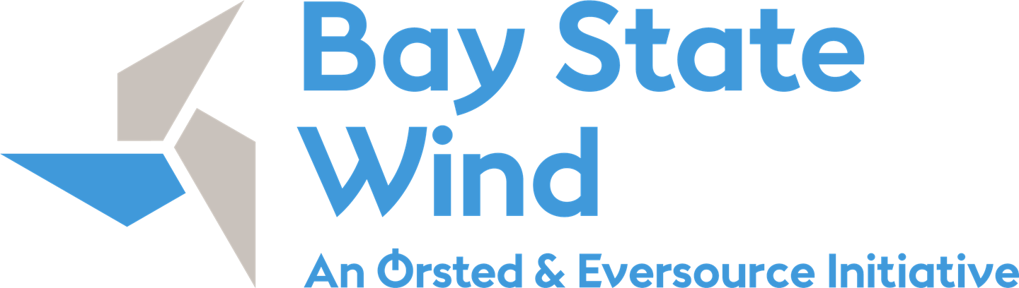 Bay state wind logo