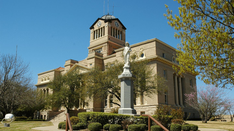 Navarro County Courthouse