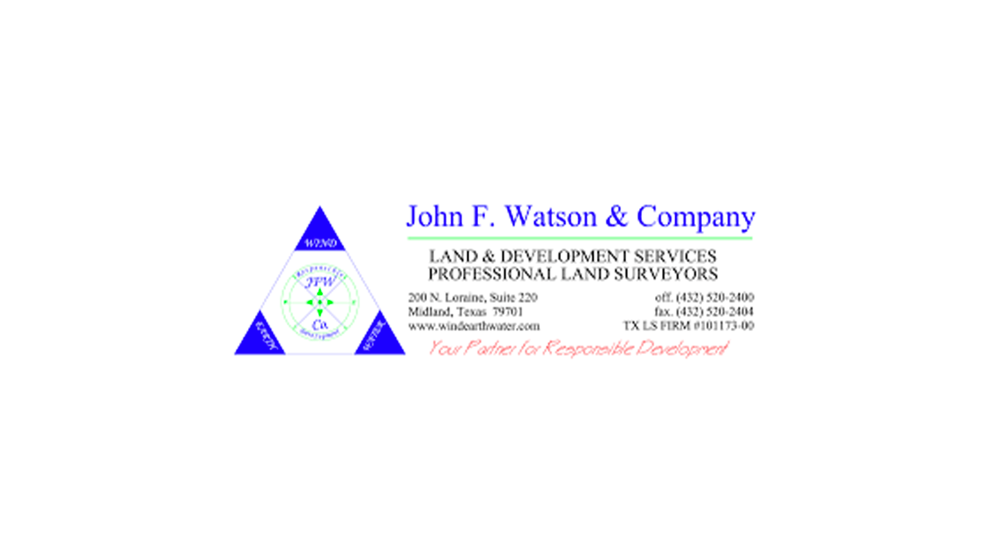 Orsted local partners – JFWCO
